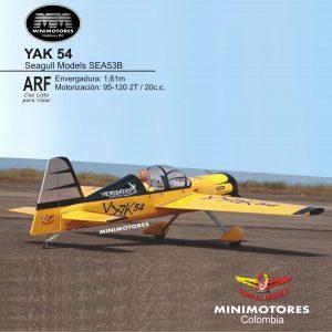YaK 54